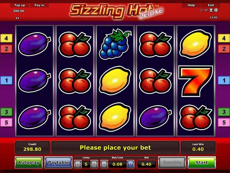 Casino Igri Sizzling Hot
